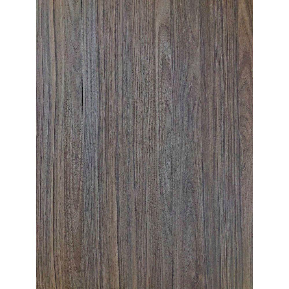 Goodfellow Latte de vinyle de luxe à pose libre, North Creek Monkhead, 5mm x 7 po x 48 po, 23,36 pi2/caisse