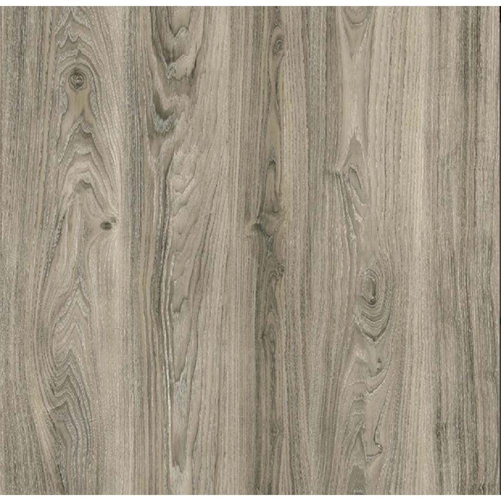 Goodfellow Latte de vinyle de luxe à pose libre, North Creek Dolomite, 5mm x 7 po x 48 po, 23,36 pi2/caisse