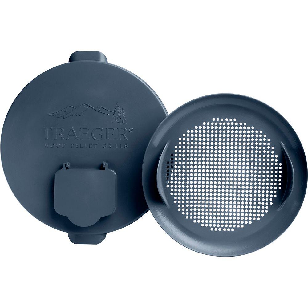 Traeger Grills Pellet Storage Lid &Filter Kit