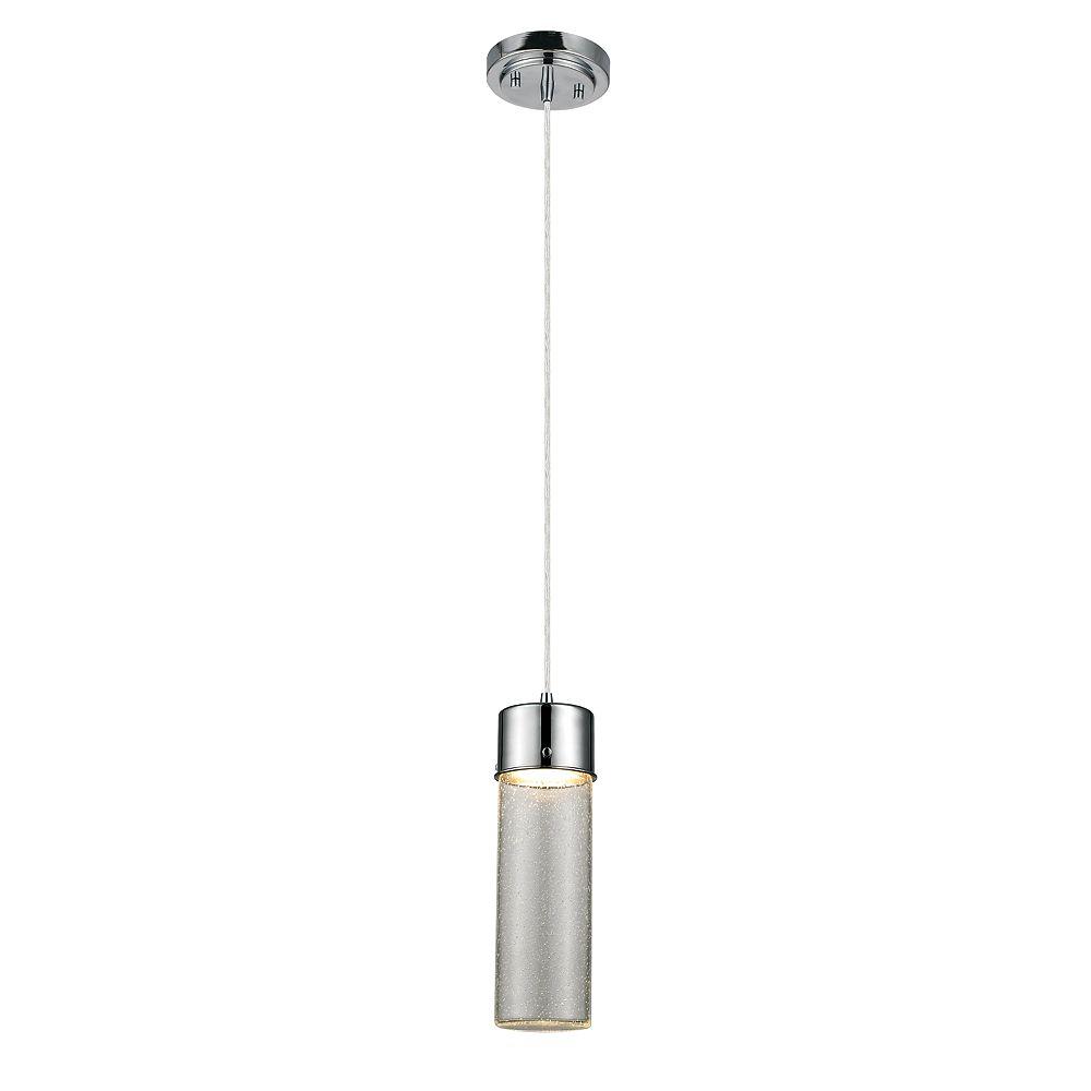 Addington Park Lustre à 4 ampoules avec cadre étage, collection Utila, fini noir
