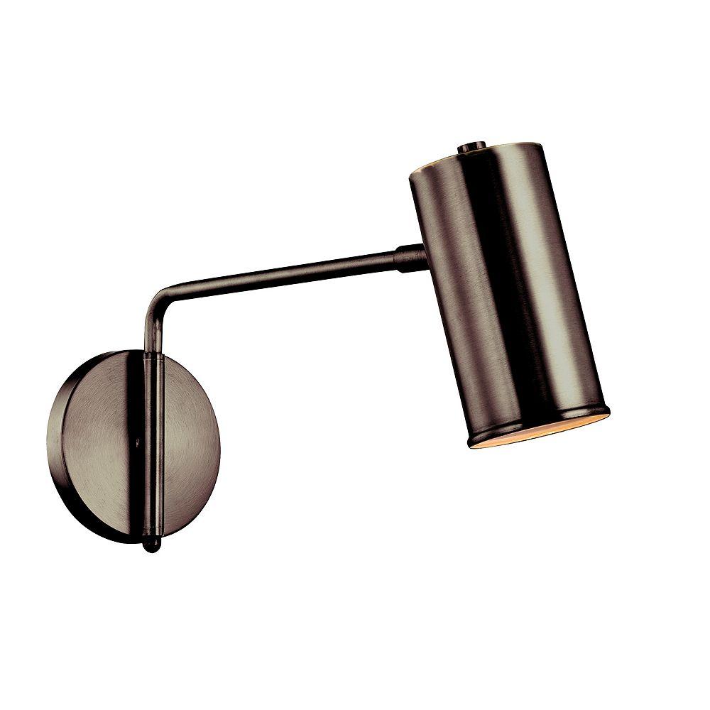 L2 Lighting Metal Swing Arm 1 Lt Patina Bronze