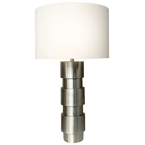 L2 Lighting Lampe de Table Cylindres 25,5''