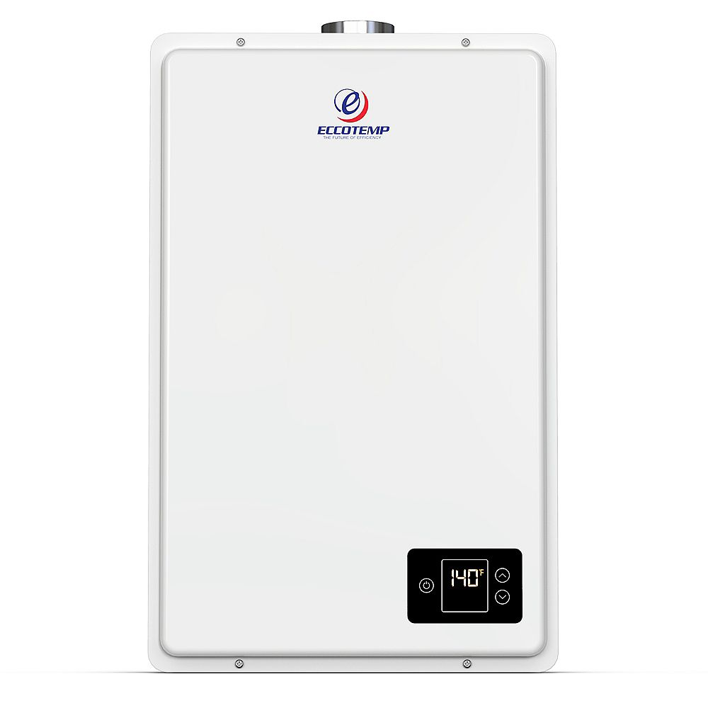 Eccotemp 20HI Indoor 6.0 GPM Liquid Propane Tankless Water Heater