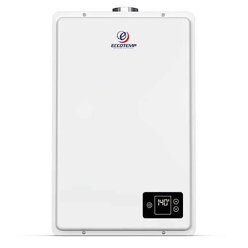 20HI Indoor 6.0 GPM Natural Gas Tankless Water Heater