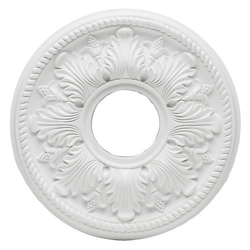 14-Inch (35.5cm) Bellezza Ceiling Medallion