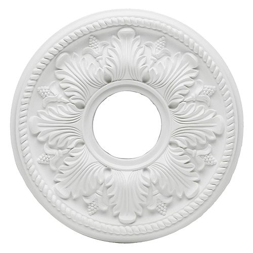 14-Inch (35.5cm) Bellezza Ceiling Medallion
