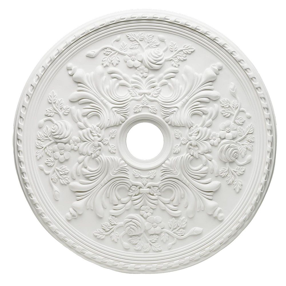 Westinghouse 28-Inch (71cm) Cape May Ceiling Medallion