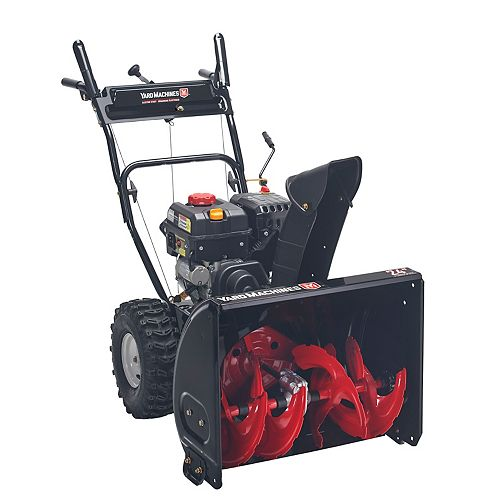 24 inch 208cc Two Stage Snowblower