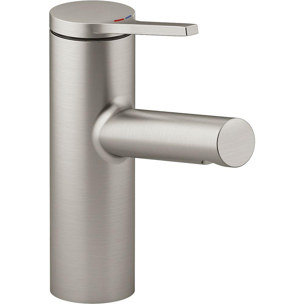 KOHLER Robinet de lavabo de salle de bain Elate à poignée unique