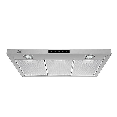 30'' Streamline S-220-USMF-30 Convertible Under Cabinet Kitchen Range Hood