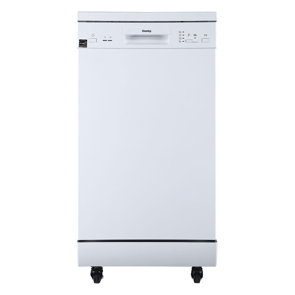 Danby Lave-vaisselle portatif de 18 po Danby
