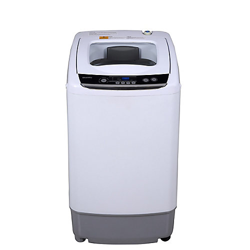 0.9 cu. ft. Portable Washing Machine