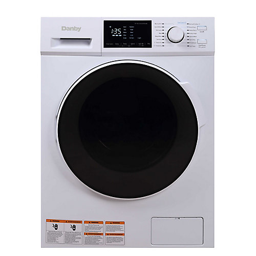 2.7 cu. ft. All-In-One Ventless Washer/Dryer Combo