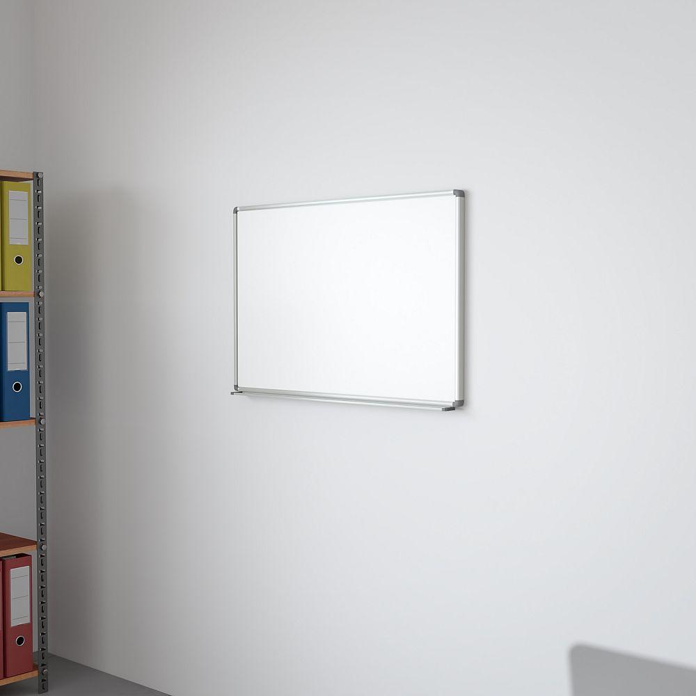 Flash Furniture 3' W x 2' H Magnetic Marker Board