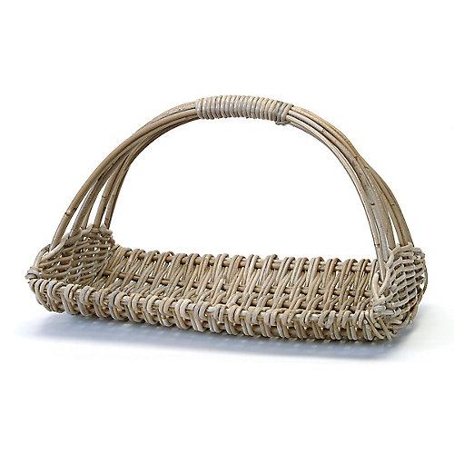 Gathering Rattan Basket