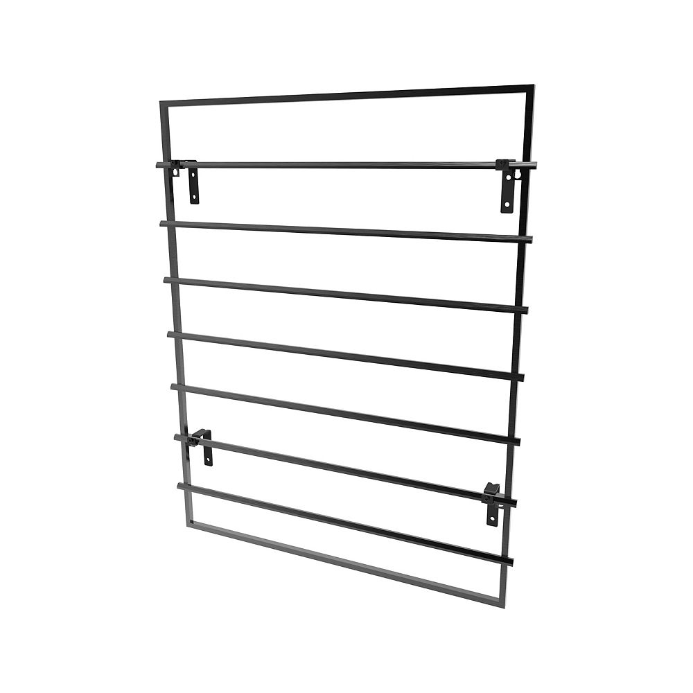 Multy Home 25 Inch X 32 Inch Vertical Wall Planter Metal Rack The Home Depot Canada