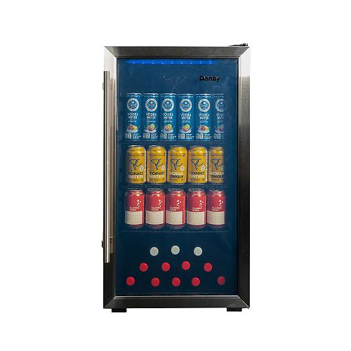 117 (355ml) Can Capacity Beverage Center