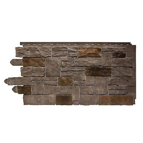 Stone Artisan Cut Saddle Panel