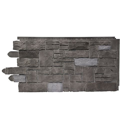 Stone Artisan Cut Ash Panel