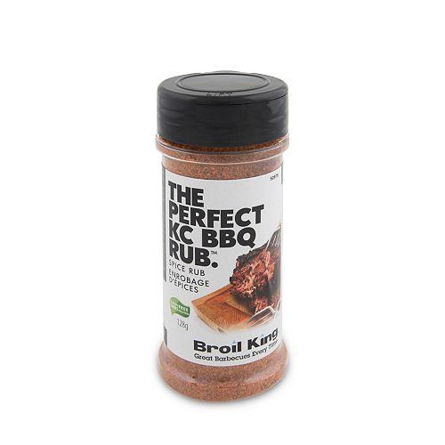 128 g Bottle The Perfect KC BBQ Rub BBQ Condiment