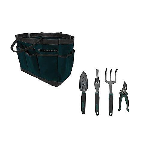 Ensemble d'outils de jardinage Anvil, 5 pièces