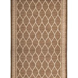 Clarion Tan 36-inch x Custom Length Decorative Runner