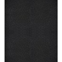All-Purpose Ribbed Recycled Rubber (3 mm Thickness) 36-inch x Custom Length Roll Runner