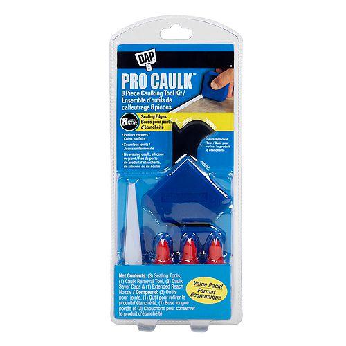PRO Caulk Tool Kit