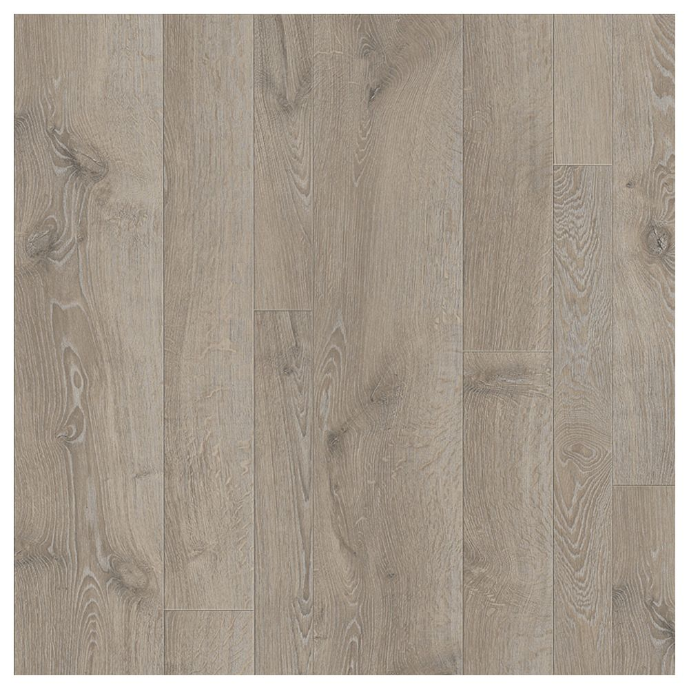 Home Decorators Collection Multi Largeur Oak Chateau 8mm x 16 po. x 47 po. Plancher de Stratifié (20.15 pi. carré par caisse)