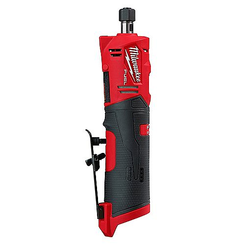 M12 FUEL 12V Lithium-Ion Brushless Cordless 1/4-inch Straight Die Grinder (Tool Only)