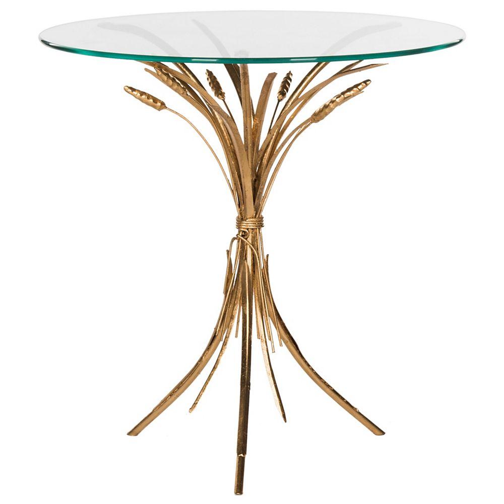 Safavieh Table en Or Côté Bessi