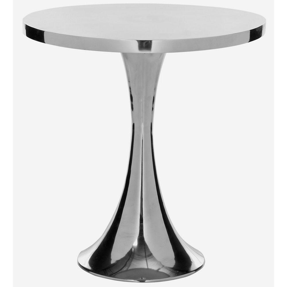 Safavieh Table en Argent Latérale Galium
