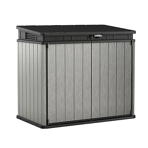 Elite Store Horizontal Shed 41 cu.ft