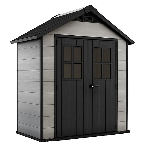 Oakland 754 Weather-Resistant Shed