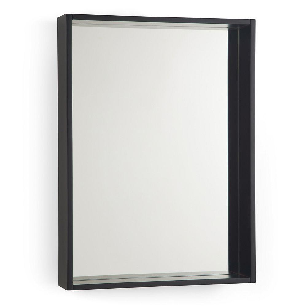 Simpli Home Miroir de salle de bains Russo 22 x 30 po