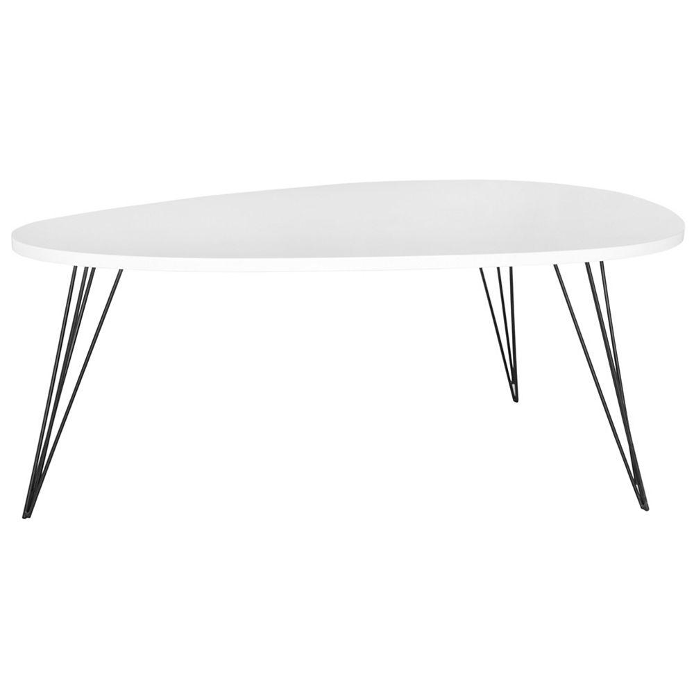 Safavieh Wynton Table Basse Blanc