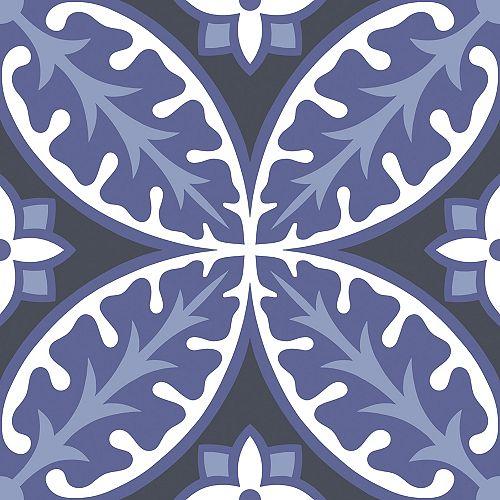 FloorPops Capri Peel & Stick Floor Tiles Set of 20