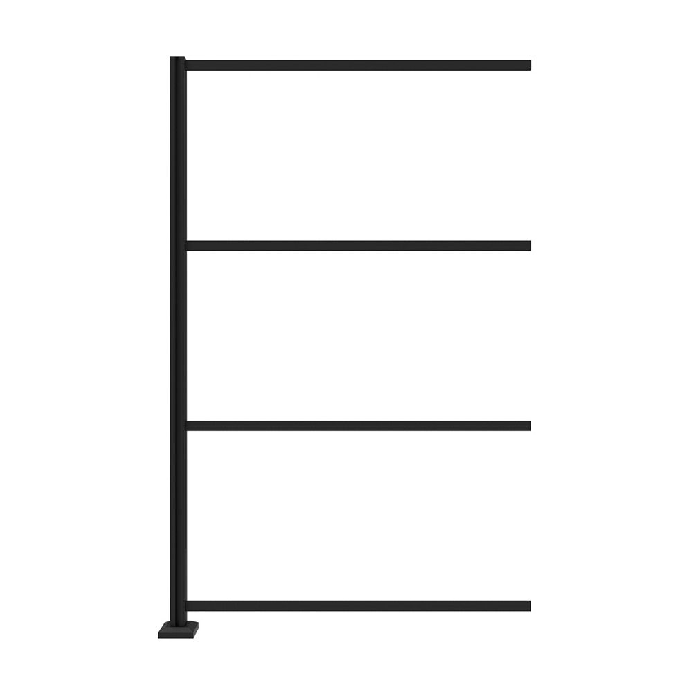 Barrette Frame Kit Extension For Corner Installation  For 2x4 Panels