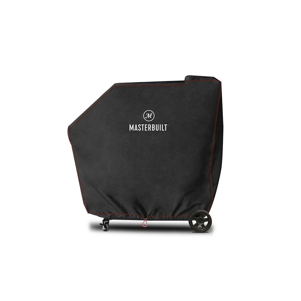 Masterbuilt Gril au charbon numérique Gravity Series 560 + couvercle pour fumoir