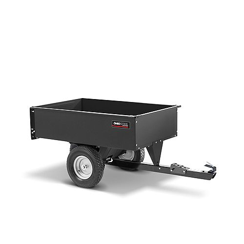 12 cu. ft. 1000 lbs. Capacity Swivel Cart