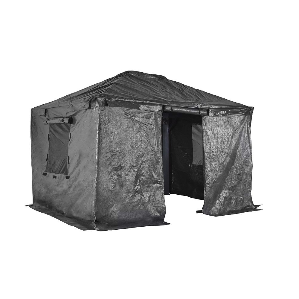 Sojag Winter Cover 10 ft. x 12 ft. in Grey