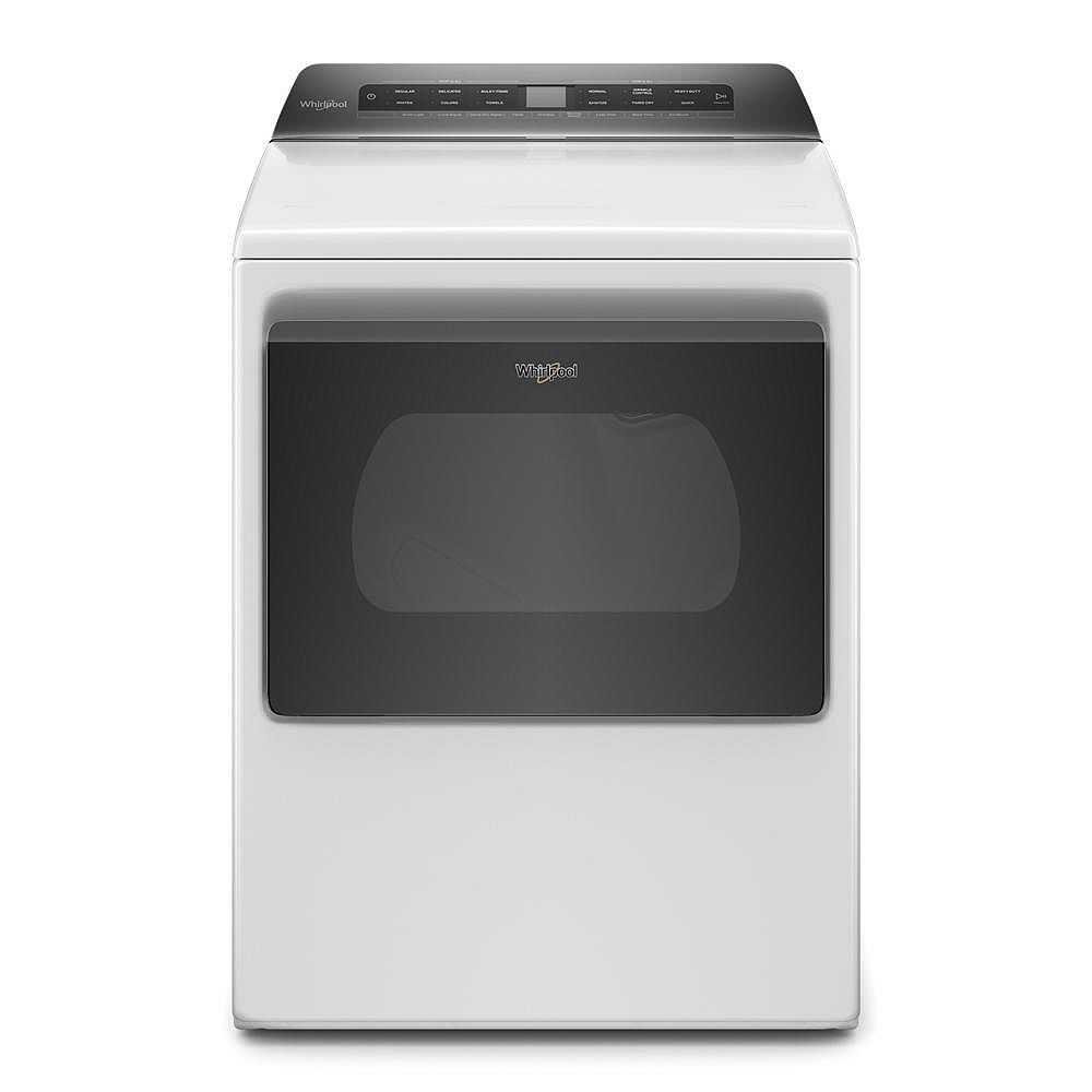 Whirlpool 7.4 cu. ft. Front Load Electric Dryer in White