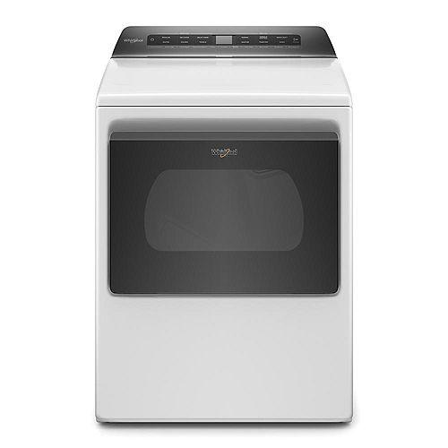7.4 cu. Ft. Smart Electric Dryer