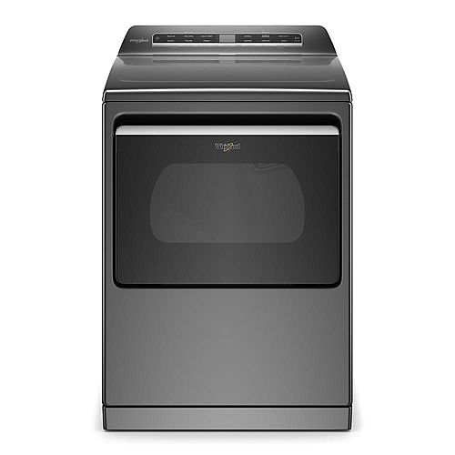 7.4 cu.ft. Smart Electric Dryer w/Steam