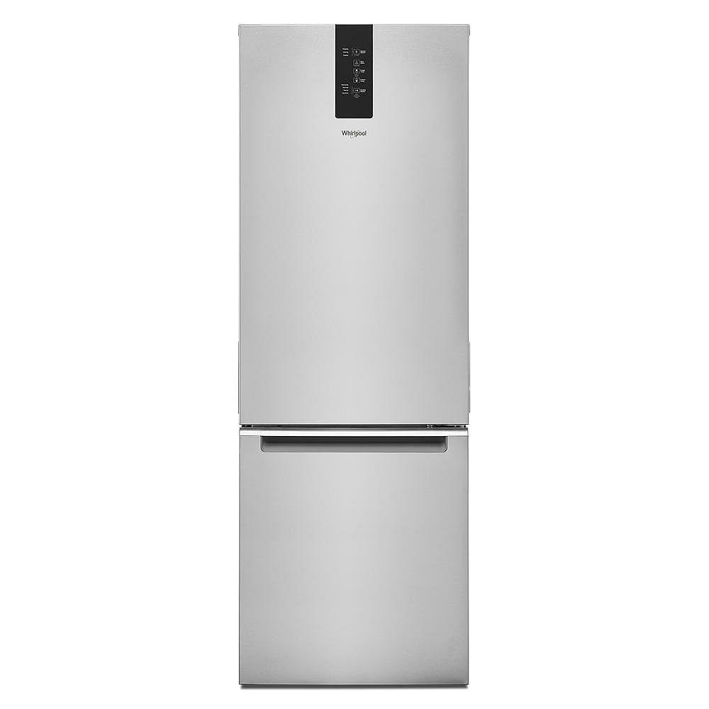 Whirlpool 12.7 cu.ft Counter Depth Bottom Freezer, Non Dispense