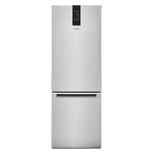Réfrigérateur à profondeur de comptoir, congélateur inférieur, sans distributeur, 12,7 pi3