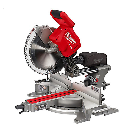 M18 FUEL 18V Li-Ion Brushless Cordless 12 -inch Dual Bevel Sliding Compound Miter Saw (Tool-Only)