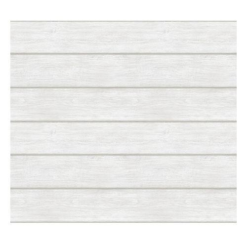 White Wood Timber Wall Art Kit