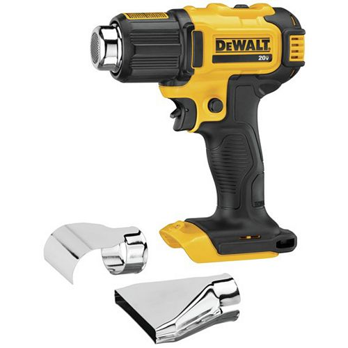 20V MAX Lithium-Ion Cordless Brushless Compact Heat Gun (Tool-Only)