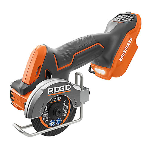 18V Brushless Sub-Compact Cordless 3 -inch Multi-Material Saw